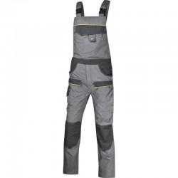 Spodnie robocze ogrodniczki  ochronne  DELTAPLUS MCSAL