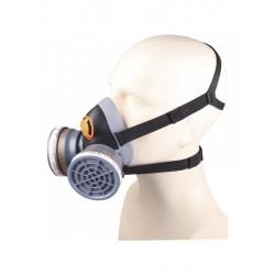 Półmaska maska DELTAPLUS M6400 + 2 WKŁADY FILTRUJĄCE A2 P3
