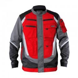 Bluza robocza ochronna z pasami odblaskowymi LAHTI PRO L40406