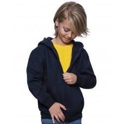 Bluza dresowa dziecięca z kapturem SWRKHOOD JHK