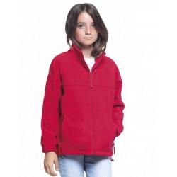 Bluza polarowa dziecięca FLRK300 JHK