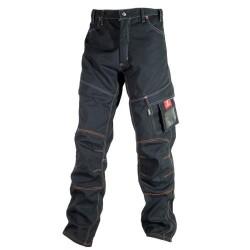 Spodnie robocze do pasa ochronne URGENT URG-B