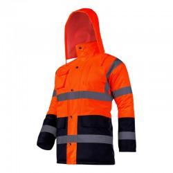 Kurtka ostrzegawcza zimowa ocieplana LAHTI PRO L40906