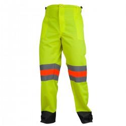 Spodnie odblaskowe do pasa URGENT URG-HV-PAM-TA10