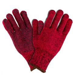 Rękawice ocieplane polarowe URGENT 1021