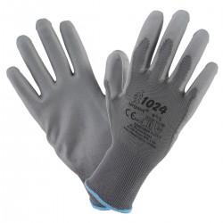 Rękawice ocieplane polarowe URGENT 1024