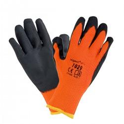 Rękawice impregnowane pokryte gumą URGENT 1029