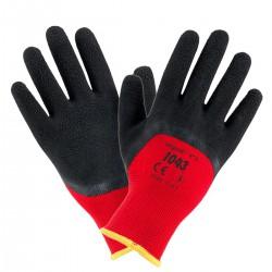 Rękawice impregnowane pokryte gumą URGENT 1043