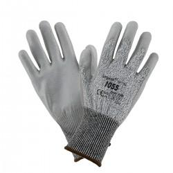 Rękawice impregnowane pokryte gumą URGENT 1055