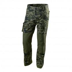 Spodnie robocze do pasa ochronne NEO 81-221