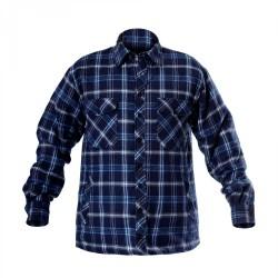 Koszula robocza flanelowa ocieplana LAHTI PRO L41802
