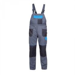 Spodnie robocze ogrodniczki ochronne LAHTI PRO L40604