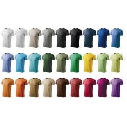 Koszulka T-shirt Basic ADLER 129