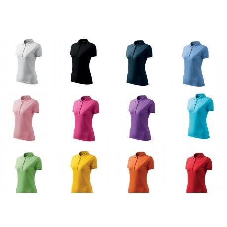 Koszulka Polo PIQUE damska ADLER 210