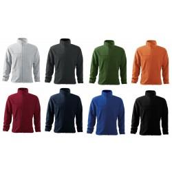Bluza polarowa Polar JACKET męski ADLER 501