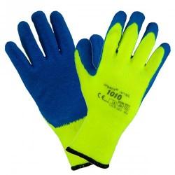 Rękawice robocze ochronne zimowe URGENT 1010 OCIEPLANE