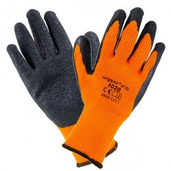 Rękawice robocze ochronne zimowe URGENT 1020 OCIEPLANE