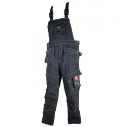 Spodnie robocze ogrodniczki ochronne URGENT URG-B