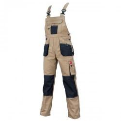 Spodnie robocze ogrodniczki ochronne URGENT URG-C