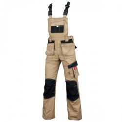 Spodnie robocze ogrodniczki ochronne URGENT URG-D