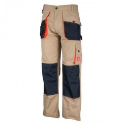 Spodnie robocze do pasa ochronne URGENT URG-C