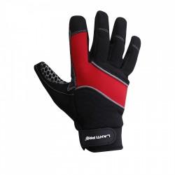 Rękawice ochronne warsztatowe antypoślizgowe LAHTI PRO L2811