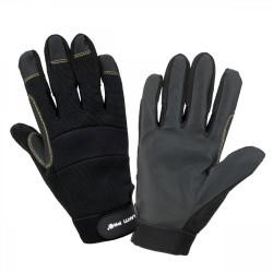 Rękawice ochronne warsztatowe powlekane PCV LAHTI PRO L2810