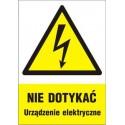 Znaki elektryczne wg Pn-88/E-08501