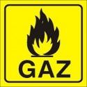 Znaki gazowe
